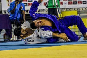 Desafio Internacional de Judô reúne veteranos na Vila Olímpica de Manaus 1