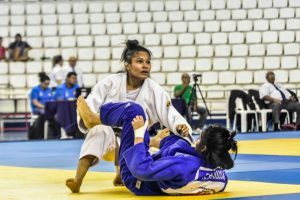 Desafio Internacional de Judô reúne veteranos na Vila Olímpica de Manaus