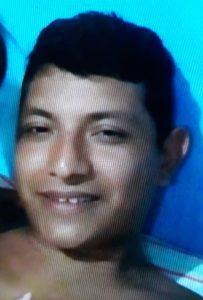 Klinger Souza Tavares está desaparecido desde o dia 11 de janeiro