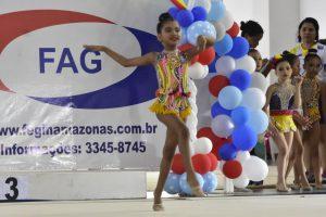 Governo do Amazonas abre inscrições para escolinha de ginástica na Vila Olímpica