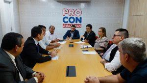 Órgãos de defesa do consumidor alinham estratégias para punir preços abusivos em postos de Manaus