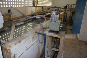 Vistoria nas sedes da Cosama no interior revela cenário de abandono e caos