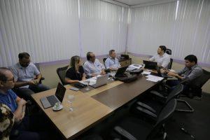 Susam e UEA discutem ações para a melhoria do atendimento a pacientes com pé diabético