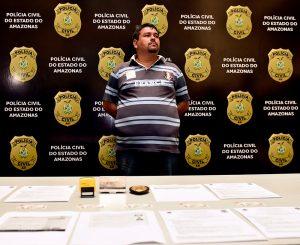Polícia Civil prende homem que forjava ser advogado para aplicar golpes no AM