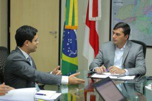 Governador Wilson Lima vai a Brasília defender investimentos na BR-319