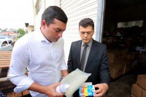 Para repor estoques zerados de medicamentos, Wilson Lima anuncia medidas emergenciais