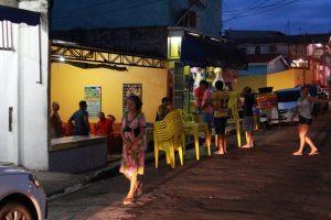 Homem morre e outros dois são baleados em bar na Zona Oeste de Manaus