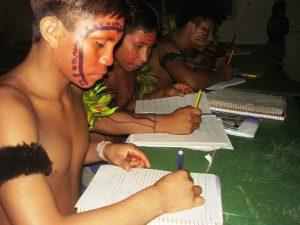 Seduc-AM fará formação para professores indígenas no interior do AM