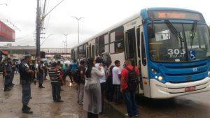 Polícia Militar deflagra operação 'Catraca' nas quatro zonas da capital