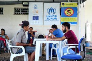 Recomeço: Refugiados e imigrantes são cadastrados no Sine Manaus