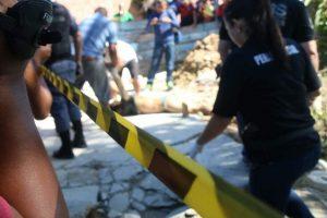 IMAGENS FORTES: Corpo de sargento da PM é encontrado dentro de igarapé em Manaus
