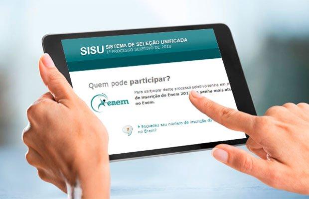 Sisu abre as inscrições do 2º semestre com 59 mil vagas para estudantes