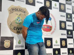 Homem é preso por homicídio em disputa por terreno em Manaus