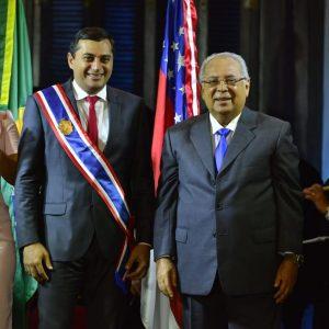 Amazonino desmente Wilson: distribuidora de Energia é que deve R$ 1,7 bilhão ao Estado