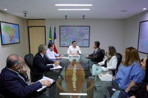 Governo do AM e Sebrae discutem parcerias para fomentar emprego e renda no interior do estado 2