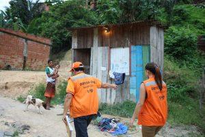 Chuva provoca vários estragos em Manaus 36 ocorrências foram registradas