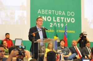 Seduc-AM inicia implantação de 10 ações para melhoria da educação no Amazonas