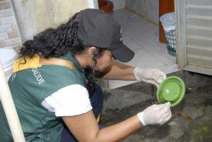 Diagnóstico sobre Infestação do Aedes inicia em oito bairros de Manaus