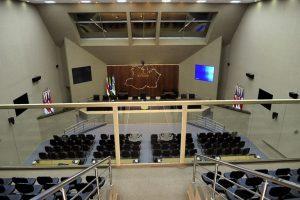 Assembleia empossa deputados e elege Mesa Diretora 1