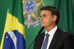 Mensagem de Bolsonaro será lida na abertura do ano legislativo