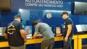 Procon-AM constata desrespeito ao consumidor em cinema de Manaus