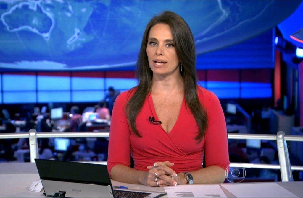 Globo encerra contrato com Carla Vilhena que rompe o silêncio e fala o motivo de sua saída