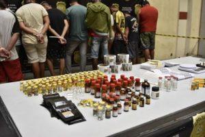 SSP-AM deflagra Operação Pilar e efetua 18 prisões em Manaus