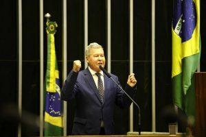 Prefeito cobra atenção à Zona Franca de Manaus durante discurso em Brasília 1
