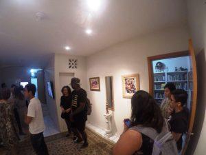 Semana da Arte terá exposição, palestra, oficina e visitação ao Centro de Manaus