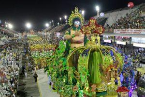 Reino Unido da Liberdade é tetracampeã do Carnaval de Manaus 2019