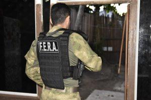 SSP-AM deflagra operação 'Liberdade' contra o tráfico de drogas, em Manacapuru