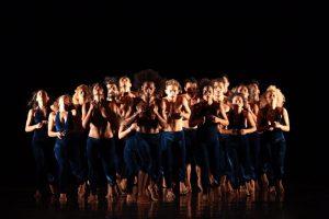 Espetáculo de dança 'Mata' é apresentado no Teatro Amazonas nesta quinta (14)