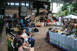 FAS realiza feira com artesanato, música e educação ambiental neste domingo em Manaus