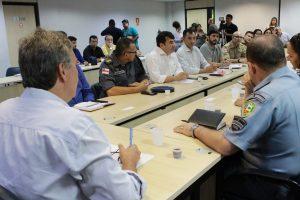 Seduc discute medidas preventivas à violência nas escolas do Amazonas