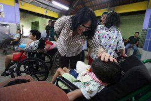 Ministra Damares Alves visita nova sede da Seped, em Manaus