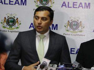 Wilson Lima anuncia reforma administrativa; Carlos Almeida assume Casa Civil