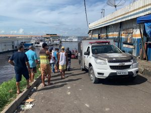 Homem é morto a facadas no Porto da Feira da Panair, em Manaus
