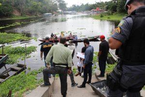 Corpo de homem é encontrado por moradores em lago da Zona Leste de Manaus
