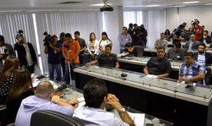 Assembleia Legislativa do Amazonas (ALE) instala CPI dos Combustíveis