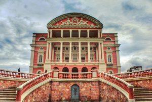 Teatro Amazonas entra no seleto grupo das casas de ópera mais bonitas do mundo