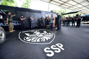 SSP-AM envia reforços para atuarem em conflito agrário em Lábrea, no AM