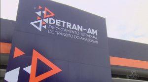 Ponto facultativo altera atendimentos do Detran-AM nesta quinta-feira (18)
