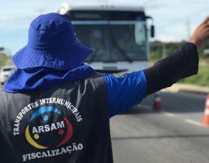 Feriado do Dia do Trabalhador terá fiscalização intensiva da Arsam, em Manaus
