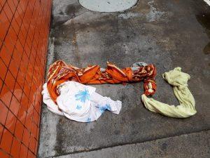 """Detento com dreno no pulmão usa """"tereza""""e foge do 3º andar de hospital, em Manaus"""
