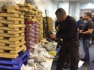 MP regulamentará venda de bens apreendidos do narcotráfico
