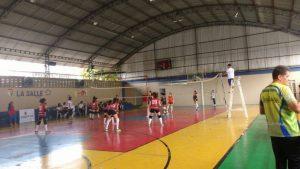 Atletas participam dos Jogos das Escolas Particulares do Amazonas