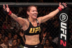 Cris Cyborg tem luta marcada contra americana no UFC 240