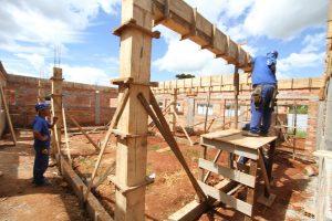 Construção civil vai gerar 5 mil empregos em Manaus