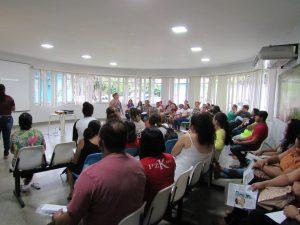 Prefeitura de Manaus promove capacitação para o cuidado de idosos frágeis