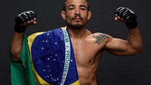 José Aldo luta neste sábado (11) e quer cinturão para se aposentar